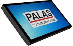 Palas Metal Panel Multi Touch Screen Monitor, Touchscreen Monitor, India